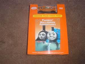 Thomas Halloween Adventures Dvd Ebay by Thomas Friends Thomas Halloween Adventures With Wooden