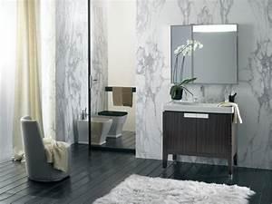 Salle De Bain Marbre Blanc : peinture effet marbre r alisation mat riel prix ooreka ~ Nature-et-papiers.com Idées de Décoration