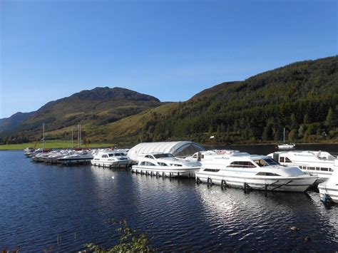Houseboat Edinburgh by Infos Zur Hausboot Basis Laggan In Der Region Highlands