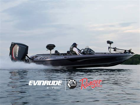 Ranger Boats Nd by Ranger Boats And Evinrude Partner For Mydreamrig