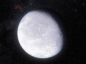 "Pluto's ""Twin"" Has Frozen Atmosphere"