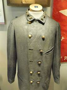 Confederate Officer Uniform
