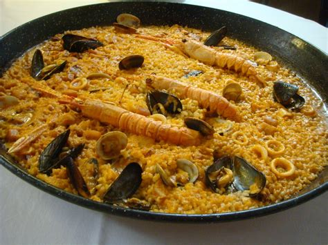 cuisine paella 10 best paella restaurants in barcelona