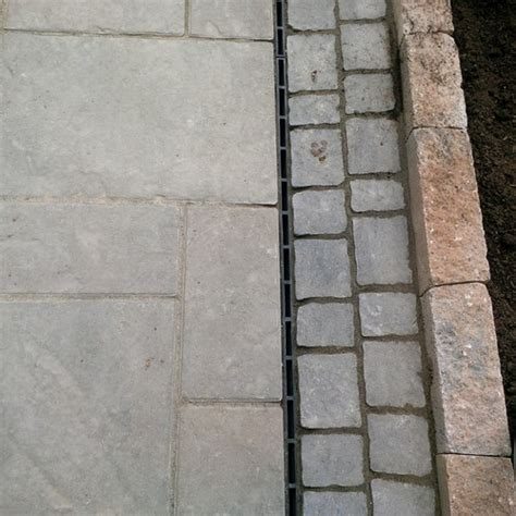 looking for a supplier for patio slot drain or channel