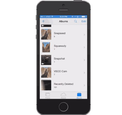 recently deleted photos iphone 18 features in ios