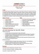 Carpenter Resume Example Woodworker Construction Resume Skills Best Resume Example Carpenter Resume Template 9 Free Samples Examples Format Carpenter Cv Templates Carpenter Resume 11 Sample Carpenter Resume