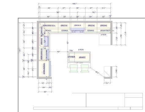kitchen cabinet layout kitchen cabinet standard dimensions cabinets layout wood 2584