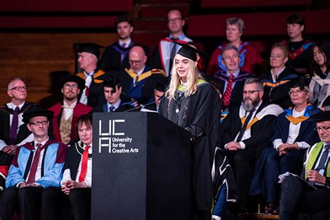 Click here to view details. University for the Creative Arts - post graduation ceremony 2019 - UCA