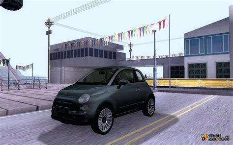 Fiat 500c Modification by Fiat 500c For Gta San Andreas