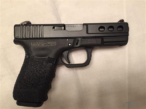 Custom Robar Glock 19 Gen 4 For Sale