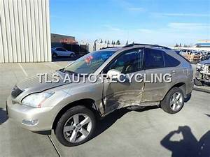 Parting Out 2007 Lexus Rx 350 - Stock - 5007rd
