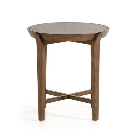 Modrest Olenna Modern Walnut Side Table End Tables
