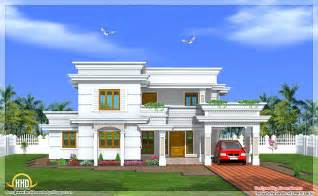 4 bedroom single story house plans modern two story 4 bedroom house 2666 sq ft home appliance