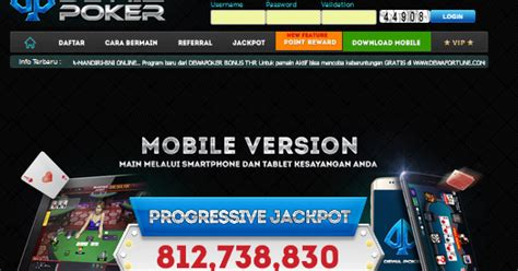 Website Dewapoker Terbaru 2017 « Tips & Tricks