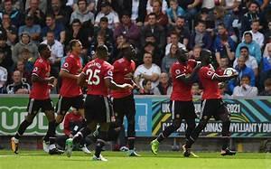 Bailly Scores Historic Goal As Lukaku Pogba Fire Man