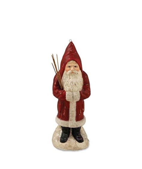 red belsnickel with switches ornament bethany lowe santa