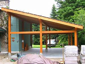 Pictures Of Small Post And Beam Structure Post And Beam
