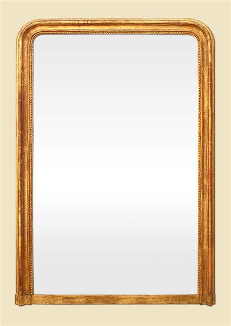 grand miroir dor 233 cheminee 233 poque louis philippe