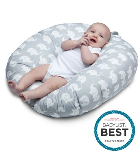 boppy pillow lounger boppy 174 newborn lounger portable soft and washable