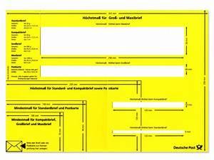 Porto Berechnen Deutsche Post : formatschablone brief inland online shop deutsche post ~ Themetempest.com Abrechnung