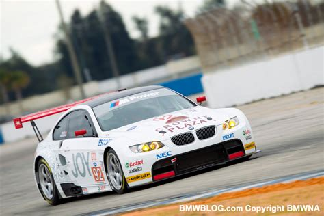 Bmw Rahal Letterman Unveils M3 Racing Cars For