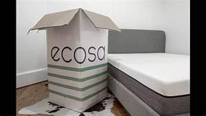 Mattress In A Box - Ecosa Unboxing