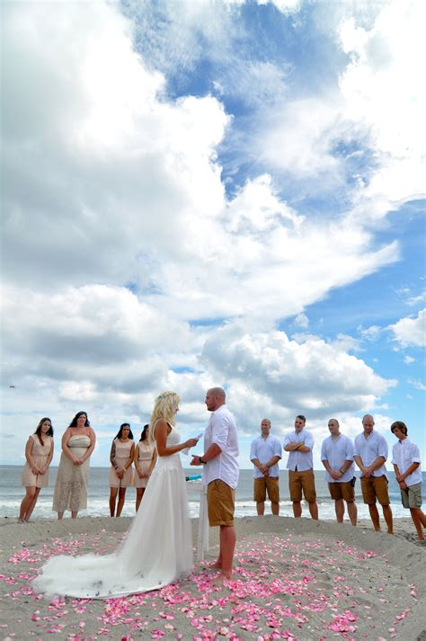 Couple Beach Wedding Pictures   www.imgkid.com   The Image Kid Has It!
