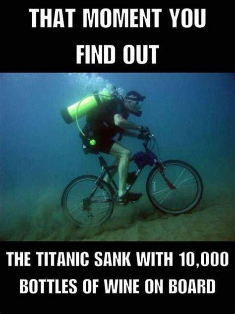 moment  find   titanic sank