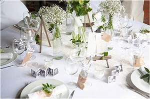 Decoration Table Mariage Simple Le Mariage