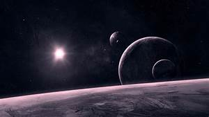 Space Celestial Bodies Wallpapers - 1920x1080 - 645372