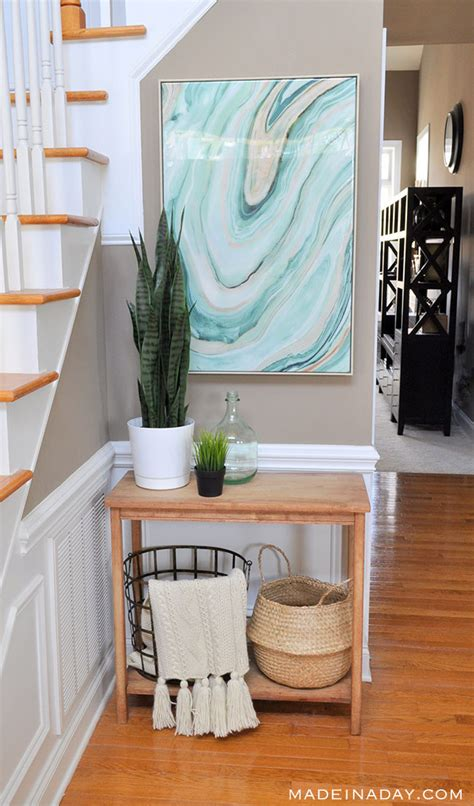 real life mudroom  entryway decorating ideas