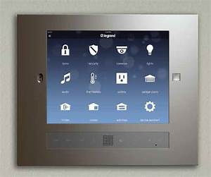 Legrand Intuity Version 2 1 Home Automation System From