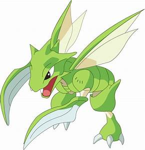 scyther images