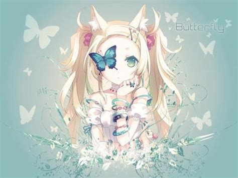Anime Butterfly Wallpaper - beautiful butterfly anime free wallpapers 30905