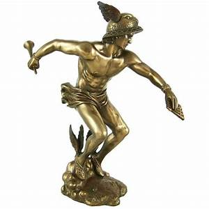Hermes Greek God of Commerce, Communications and Wealth  Hermes