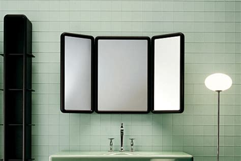 Peace Hotel Folding Mirror By Falper