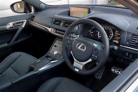 lexus sport 2017 inside 2017 lexus ct 200h f sport interior autos post