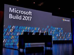 Microsoft's //build/ Developer Conference, Microsoft Build ...