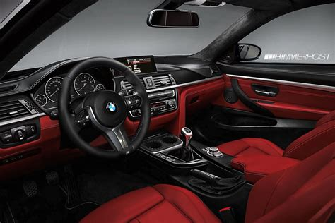 bmw m4 interior bmw m4 coup 233 realistically imagined forcegt