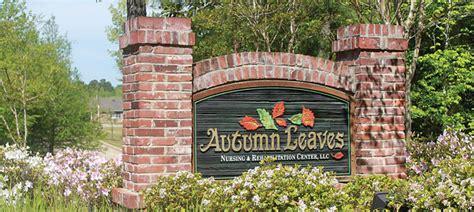 Autumn Nursing Home autumn leaves nursing rehabilitation center winnfield la
