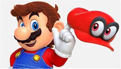 Mario Odyssey Super Different Adventure Switch Items