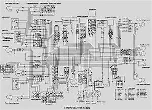 1999 Grizzly 400 Wiring Diagram
