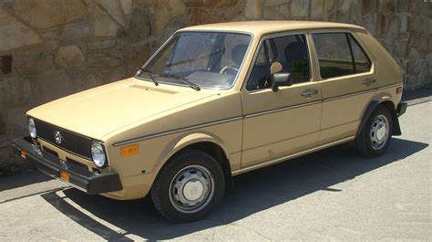 Volkswagen Rabbit 15 1975 Auto Images And Specification