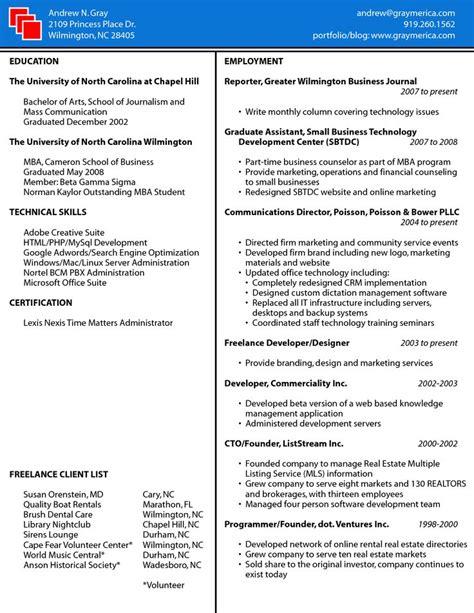 student resume template ideas  pinterest high