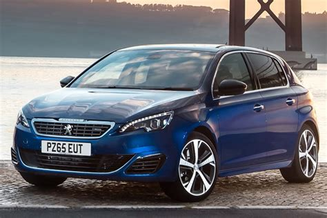 used peugeot prices peugeot 308 gt from 2015 used prices parkers