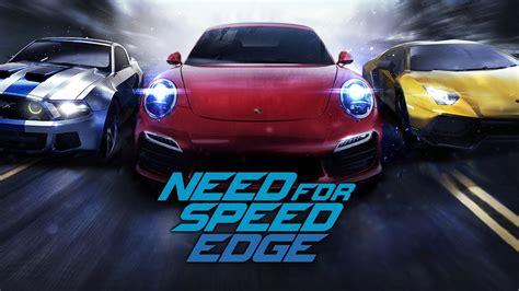 Need For Speed EDGE (KR) - Franchise history trailer - YouTube