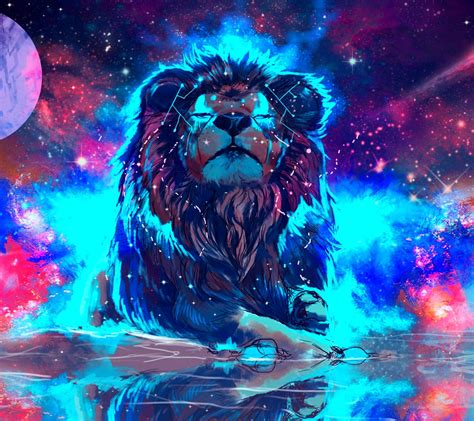 rainbow lion wallpapers wallpaper cave