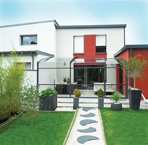 Abri De Terrasse Rideau : abris terrasse menuiseries dijonnaises ~ Premium-room.com Idées de Décoration