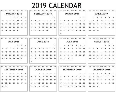 calendar  template task management template