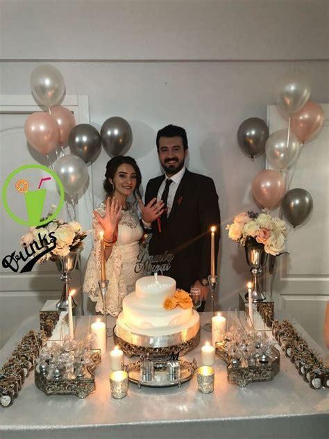 Nişan masası wedding in 2019 Pinterest Wedding